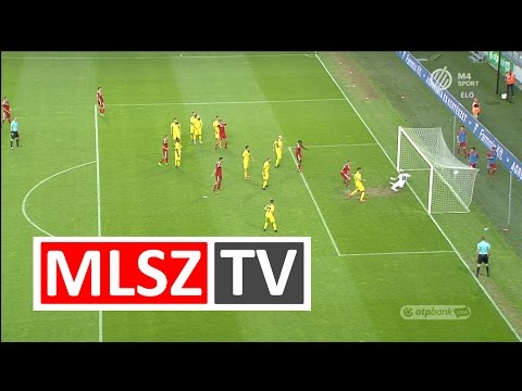 Aleksandar Jovanovic gólja a DVSC – Budapest Honvéd mérkőzésen