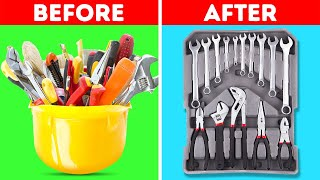 30 DIY ORGANIZATION TIPS THAT ARE SO HELPFUL