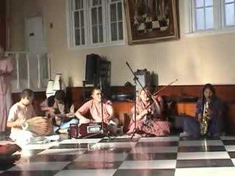 Kazakhstan Devotee Bhajans