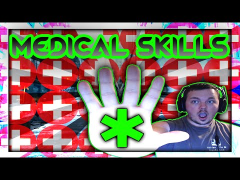 The Division - MEDICAL SKILLS - Skills & Mods Explained! [BEST COMBO?!]
