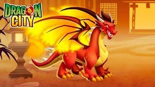 Город Драконов 4 Акция Остров Они Dragon City