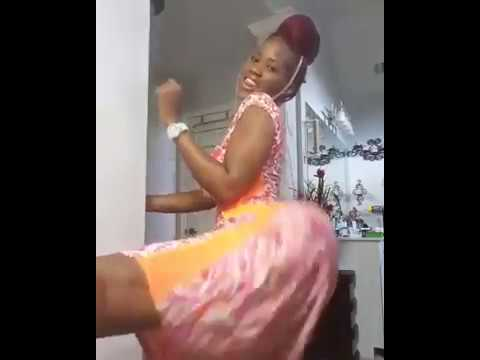 Talented African Dancer. Shaking it thumbnail