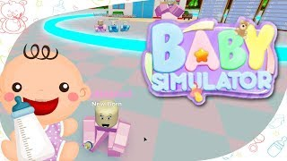 ROBLOX Indonesia ☆-Giant Babies (̄(hours) ̄)