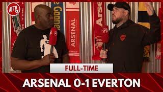 Arsenal 0-1 Everton | Kroenke Out & Arteta's On Thin Ice! (DT)