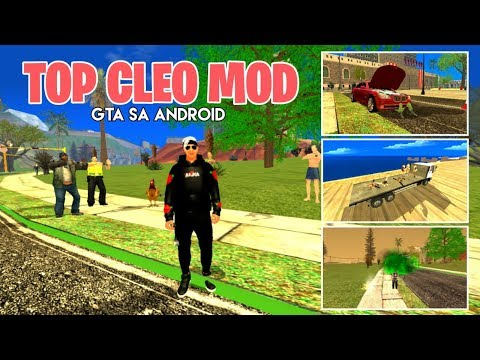 GTA SA ANDROID : TOP 8 Cleo M0ds