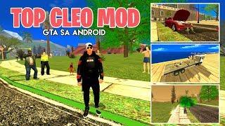 GTA SA ANDROID : TOP 8 Cleo Mods