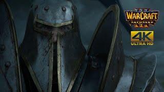 Warcraft III: Reforged - Todas las cinemáticas en 4K (Español latino)