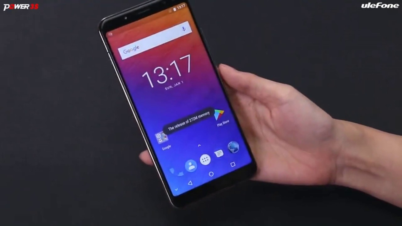 ulefone power 3s android 8.0