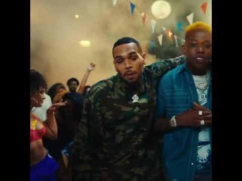 Chris Brown Baddest