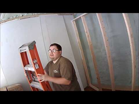 Off Grid Tiny House Construction pt3