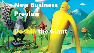 RFN New Business Preview: Doshin the Giant