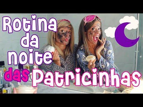 ROTINA DA NOITE DAS PATRICINHAS by Ashley