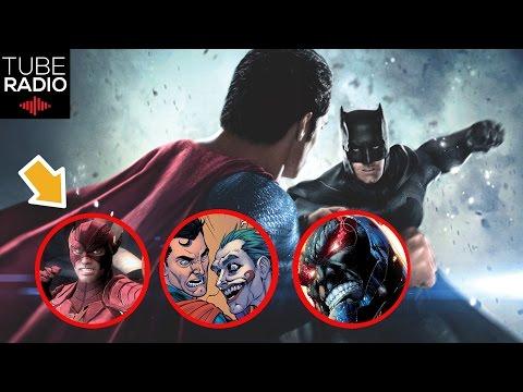 Batman vs Superman | secretos, easter eggs y curiosidades | cosas que no viste | con spoilers