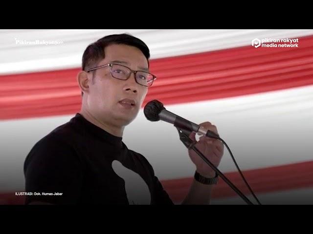Ridwan Kamil Dukung Vaksinasi Mandiri, Jangan Sampai Manipulasi Data