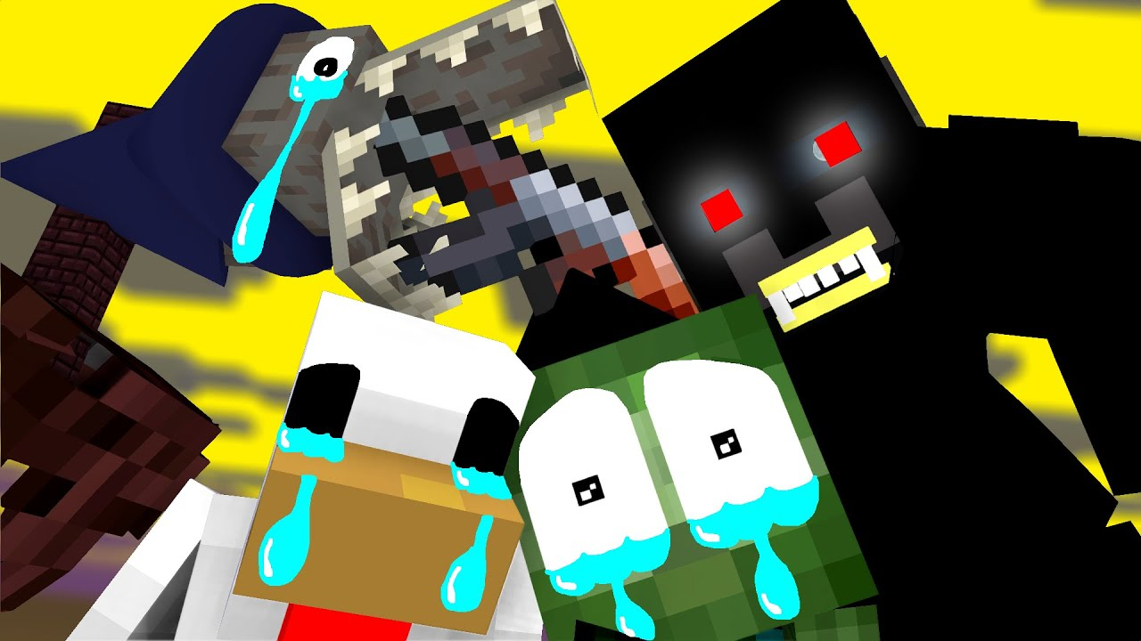 Monster School : Baby Zombie, What's Happening ? - Sad Story - Minecraft Animation