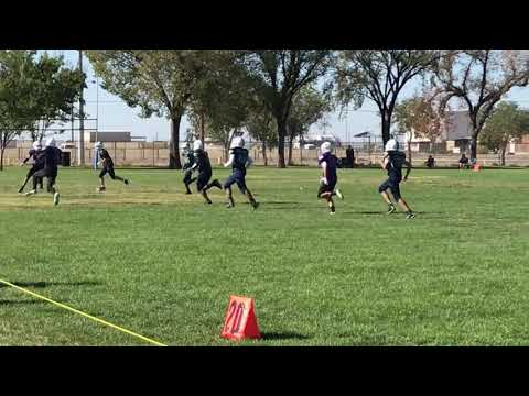 NMYAFL Highlight Video   Fall Season   Week 6