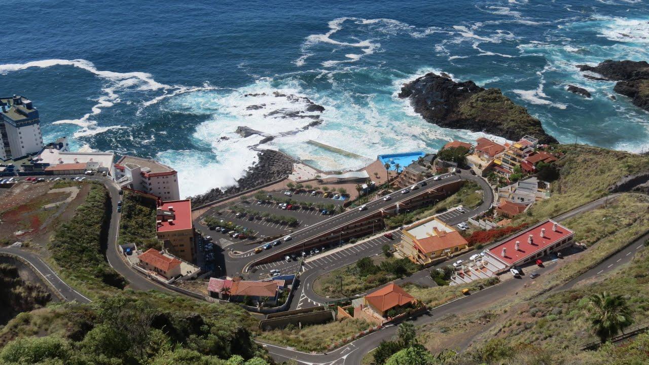 Mesa del Mar  Tenerife  Canary Islands  YouTube
