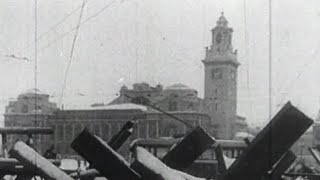 Документальные фильмы - Москва - Осень 1941