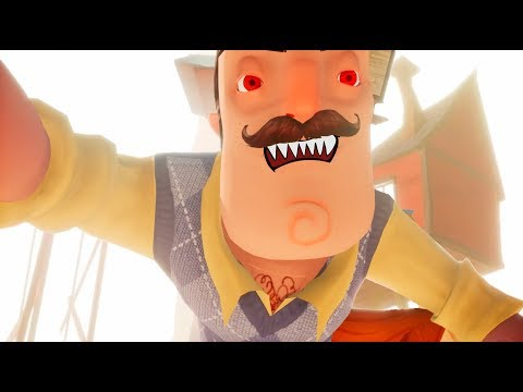 Thumbnail: GIANT BOSS ENDING FIGHT | Hello Neighbor BETA 3