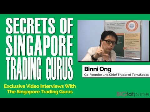 Secrets of Singapore Trading Gurus - Exclusive Interview with Binni Ong