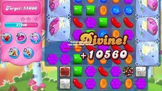 Candy Crush Saga Level 373 NO BOOSTERS no timed level