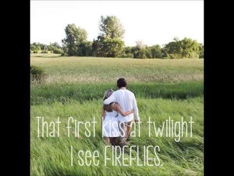 Whitney Duncan - Fireflies (LYRICS ON SCREEN)