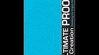 the ultimate proof of creation dr jason lisle