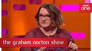 connectYoutube - Sarah Millican doesn't like kids - The Graham Norton Show: 2017 - BBC One