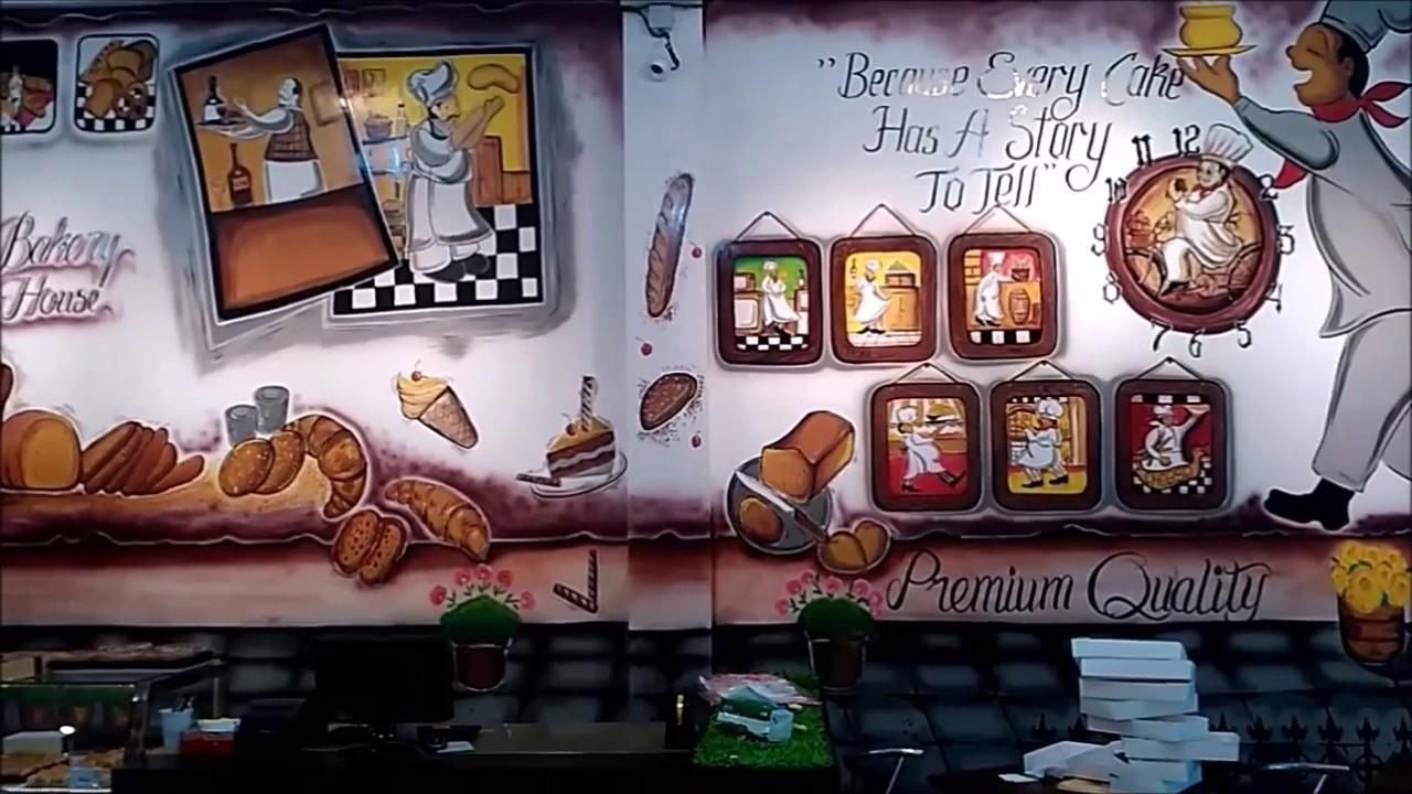 Bakery Shop Interior Design Ideas Youtube
