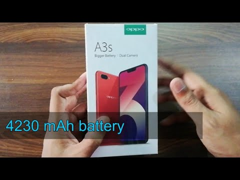 Oppo A3s Unboxing And Review Youtube