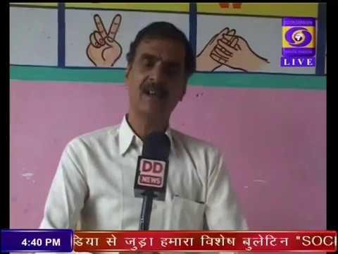 Ground Report Madhya Pradesh: Samekit Shiksha Dhar