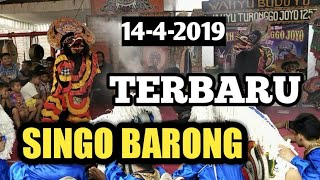Rampok Singo Barong WAHYU TURONGGO JOYO(Jaranan tulungagung)TERBARU
