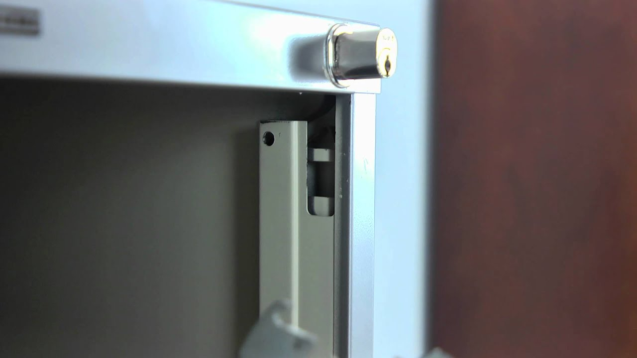 How To Break Into A Locked Hon File Cabinet