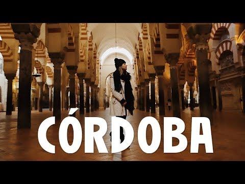 Vlog em Córdoba: Mesquita, ponte Romana e mais!