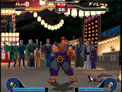 screenpack fullgame street fighter iii 3rd strike b