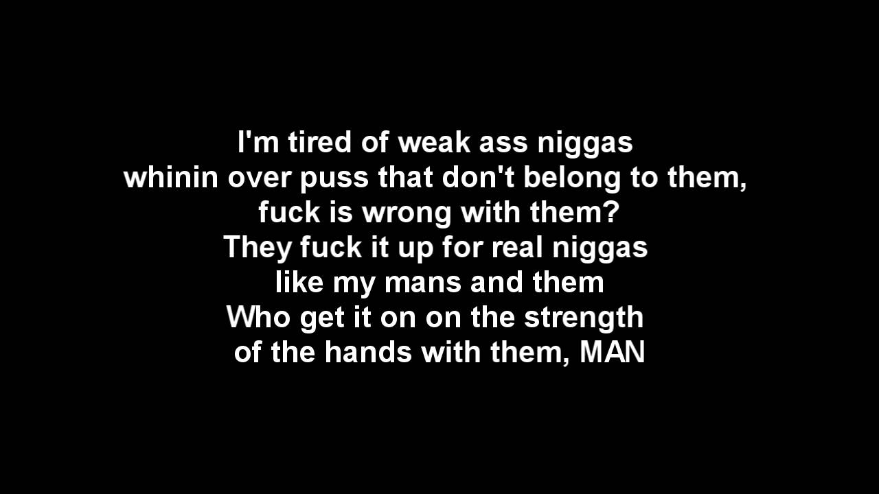 Consider, dmx lyrics where the fuck my advise