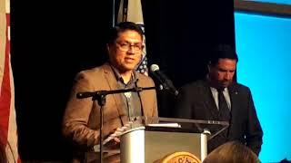 Concluding Remarks and Benediction   Brian Vallo  Acoma Pueblo