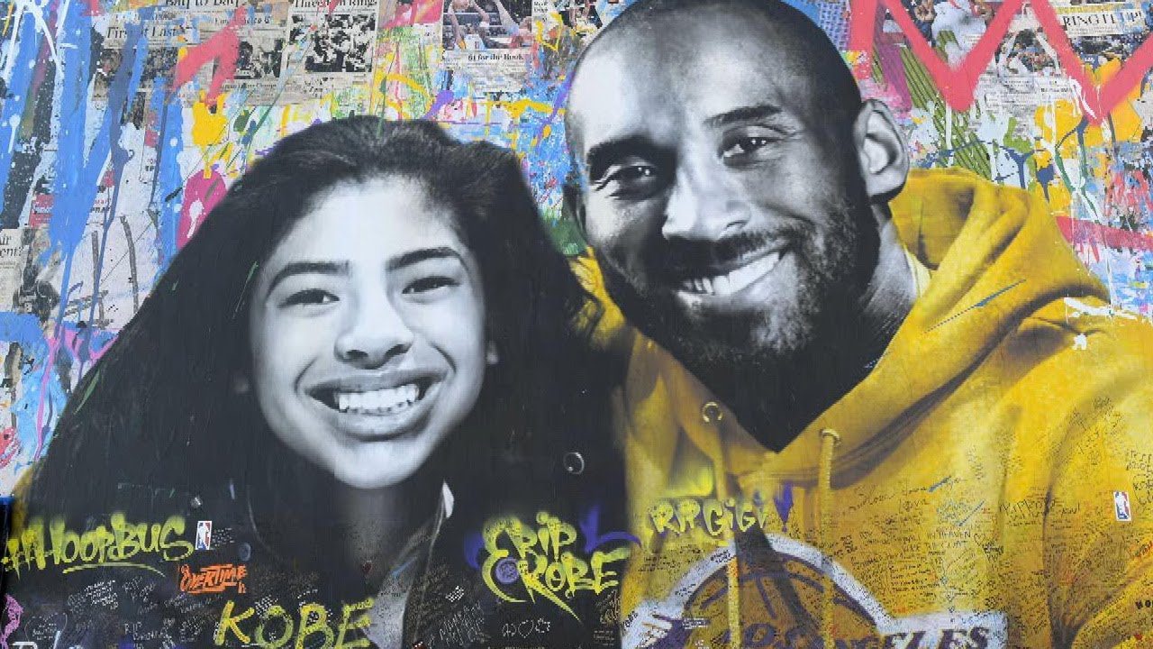 Los Angeles Remembers Kobe Bryant Through Heartwarming Murals