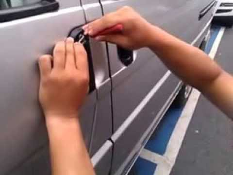 Really Live Car Unlock Video Take By S Owner 2005 Vw T4 Mp4