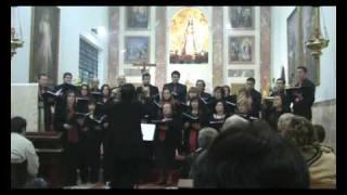 Ya viene la vieja (Coral Santiago Apóstol)