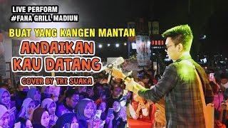 Download Lagu ANDAIKAN KAU DATANG - NOAH COVER BY TRI SUAKA mp3