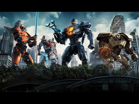Viewfinder240361 2 3 Home Ent : Let's Go Jets!  / Now Showing : Pacific Rim Uprising