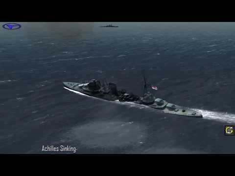 Atlantic Fleet: If Ships Could Talk (Battle of the River Plate)