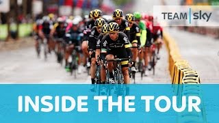 Inside The Tour de France with Team Sky 5: The Long Road to Paris