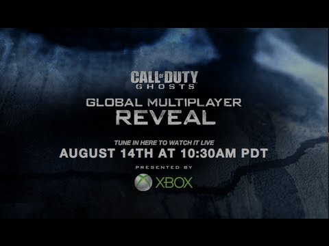 Call of Duty: Ghosts - Multiplayer Reveal