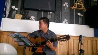 Em làm gì tối nay - Khắc Việt - Guitar Cover