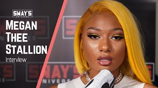 Megan Thee Stallion Interview on Sway in the Morning