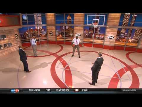 Inside the NBA - How to Post Up
