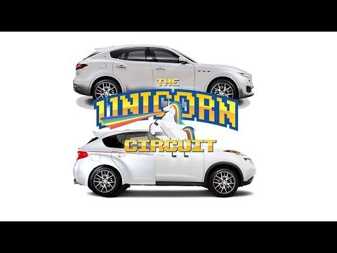 New WRX, Maserati VS Juke, Inflatable Sheep, Fanking + Zooper Doopers [UNICORN CIRCUIT EP18]