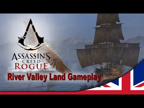 Assassin's Creed ® Rogue River Valley Land Gameplay Walkthrough [UK]